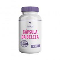Capsula complexo vitaminico-Capsula da beleza