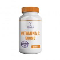 Capsula de vitamina C 500mg