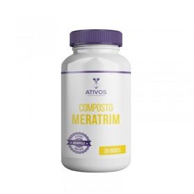 Capsula  emagrecedora-Composto Meratrim