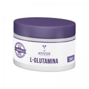 Pré treino L glutamina